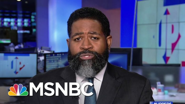 """Rolling Stone's Jamil Smith On """"Why It's Time For Joe to Go""""   MSNBC 1"""