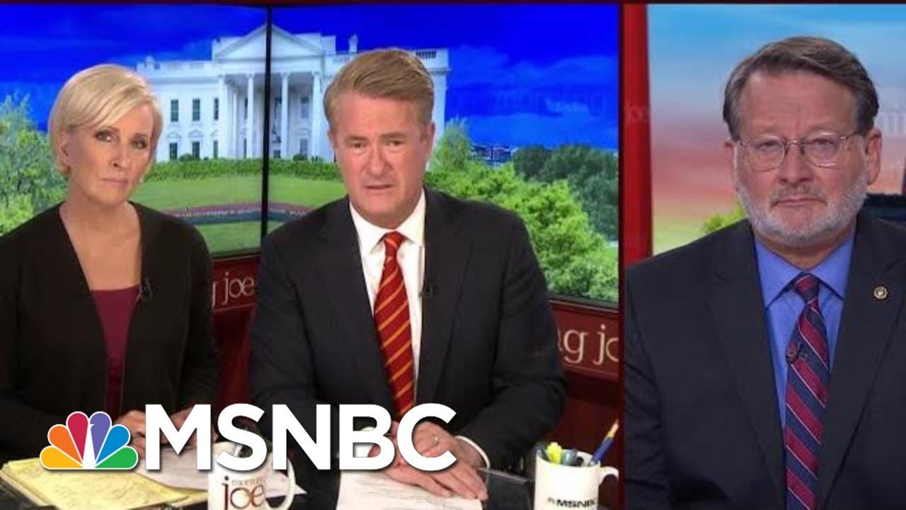 Sen. Peters: Trump Did Not Do Anything To Save Michigan Car Manufacturing Jobs | Morning Joe | MSNBC 1