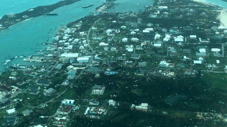 'Apocalyptic' levels of destruction in Bahamas after Hurricane Dorian 1