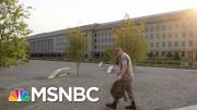 Why Climate Change Is A National Security Issue | Velshi & Ruhle | MSNBC 4