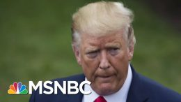 NY Prosecutors Subpoena 8 Years Of President Donald Trump's Tax Returns | Deadline | MSNBC 1
