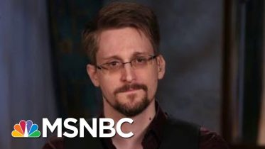 Exclusive: Edward Snowden Discusses Trump And Privacy In The Digital Age | The 11th Hour | MSNBC 6