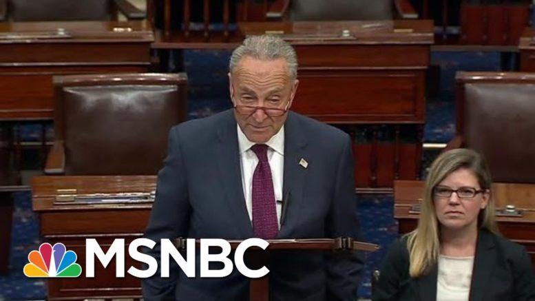 Democrats Continue To Push President Donald Trump On Gun Control | Hardball | MSNBC 1