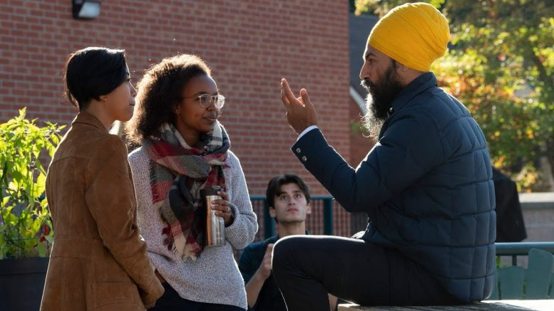 Singh promises to build 500,000 new affordable homes across Canada 1