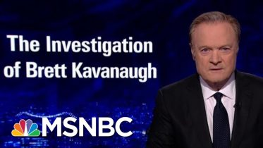 NY Times Reporters On Kavanaugh Reporting And Controversial Editor's Note | The Last Word | MSNBC 1