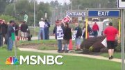 Nearly 50,000 UAW Members Strike At GM Factories | The Last Word | MSNBC 3