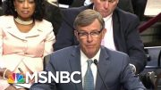 Acting-DNI Joseph Maguire Defies Law To Hold Whistleblower Report | Rachel Maddow | MSNBC 2