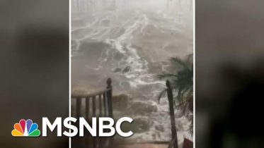 Bahamas Resident On Dorian: 'We Have Never Heard Wind Like That' | Craig Melvin | MSNBC 9