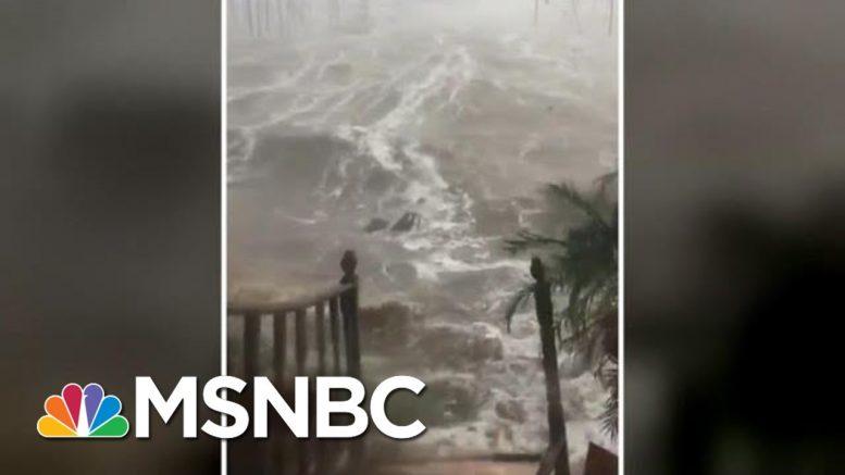 Bahamas Resident On Dorian: 'We Have Never Heard Wind Like That' | Craig Melvin | MSNBC 1
