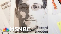 Snowden: The Government Can Hack Your iPhone Like A Criminal To Track You | The 11th Hour | MSNBC 5