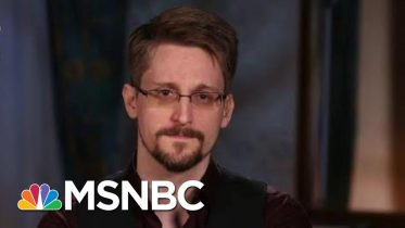Snowden: Trump's Never Really Known A Love That He Hasn't Had To Pay For   The 11th Hour   MSNBC 1