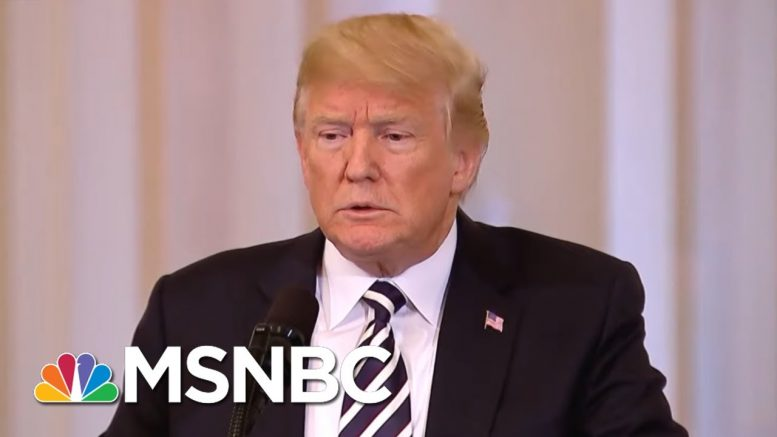 'Locked And Loaded'? Escalating Tensions With Iran - The Day That Was | MSNBC 1