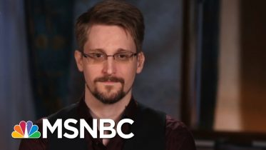 Full Interview: Edward Snowden On Trump, Privacy, And Threats To Democracy | The 11th Hour | MSNBC 1