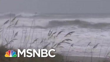 How Is Climate Change Making Storms Larger And More Violent? | Velshi & Ruhle | MSNBC 6
