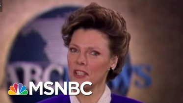 Hallie Jackson Remembers Advice Cokie Roberts Gave: Be Curious, Be Hungry | Hallie Jackson | MSNBC 6