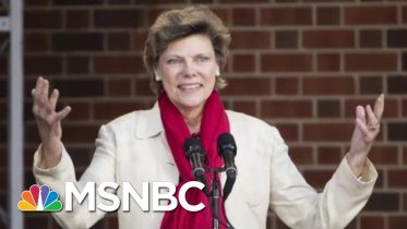 Legendary Journalist Cokie Roberts Dies At 75 | Andrea Mitchell | MSNBC 2