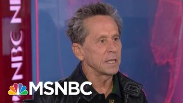 Producer Brian Grazer Speaks On Art Of Human Connection In New Book | Velshi & Ruhle | MSNBC 6