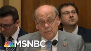 Rep. Steve Cohen Claims Lewandowski 'Chickened Out' From Carrying Out Trump's Orders | MSNBC 5