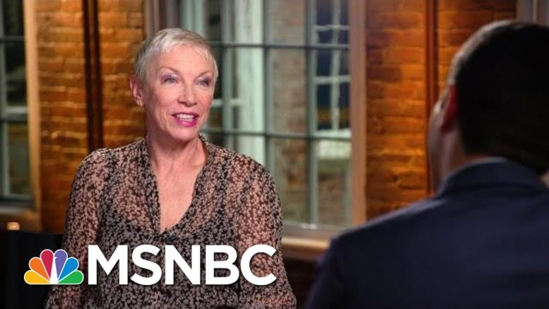 Annie Lennox On Eurythmics, Fame, Feminism & 'Letting Go' | Mavericks With Ari Melber | MSNBC 1