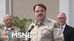 Officials Call Off Search For Survivors In Tragic California Boat Fire | Velshi & Ruhle | MSNBC 3