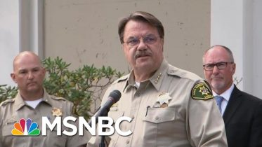 Officials Call Off Search For Survivors In Tragic California Boat Fire   Velshi & Ruhle   MSNBC 7