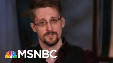 Defiant Edward Snowden Says He Would Leak 'Again' | The Beat With Ari Melber | MSNBC 6
