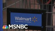 Walmart Announces 'Massive' Plan To Step Back Gun Sales | Velshi & Ruhle | MSNBC 5