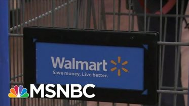 Walmart Announces 'Massive' Plan To Step Back Gun Sales | Velshi & Ruhle | MSNBC 1