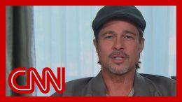 Brad Pitt opens up: I was running 7