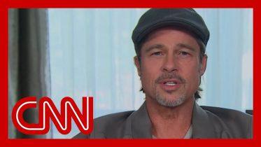 Brad Pitt opens up: I was running 6