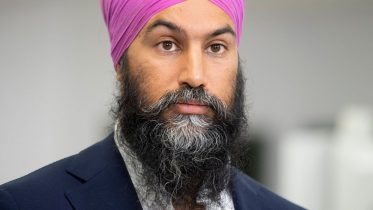 Singh asked about the costs of NDP platform promises 10