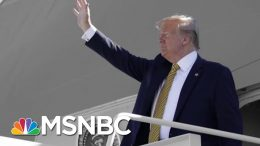 Trump: America's Homeless Living On 'Our Best Highways, Our Best Streets' | The 11th Hour | MSNBC 9