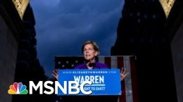 Joe Biden Adds To Lead And Warren Surges In New NBC Poll Of 2020 Democrats | The 11th Hour | MSNBC 8