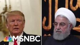 Trump Announces He Will 'Substantially Increase' Sanctions Against Iran | Velshi & Ruhle | MSNBC 1