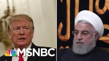 Trump Announces He Will 'Substantially Increase' Sanctions Against Iran | Velshi & Ruhle | MSNBC 6