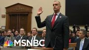 An Obstruction Of Justice Case Being Built? | Morning Joe | MSNBC 2
