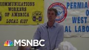 2020 Democrats Step Into The Void Created By Republicans On Gun Control | Deadline | MSNBC 5