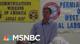 2020 Democrats Step Into The Void Created By Republicans On Gun Control | Deadline | MSNBC 4