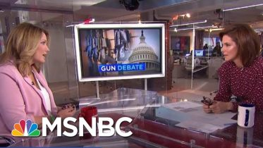 Sandy Hook Promise's New PSA Shows 'New Normal' Of School Shootings | Velshi & Ruhle | MSNBC 10