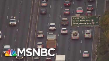 Why Trump Is Barring California From Setting Own Vehicle Emission Standards | Velshi & Ruhle | MSNBC 5
