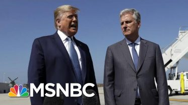 President Donald Trump: If U.S. Has To Act Against Iran, 'We'll Do It Without Hesitation' | MSNBC 6