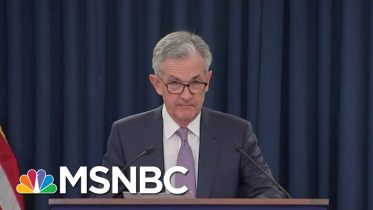 Federal Reserve Cuts Rates For Second Time In Three Months | Velshi & Ruhle | MSNBC 6