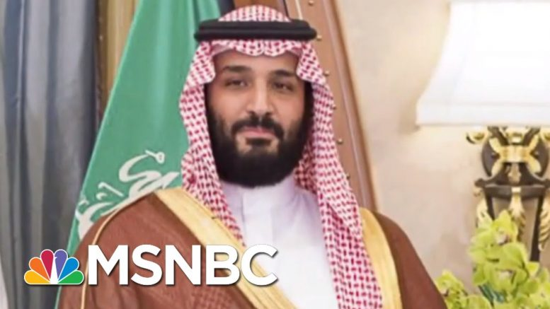 Sec. Of State Describes Attack On Saudi Oil Fields As 'An Act Of War' | Deadline | MSNBC 1