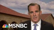 Brett McGurk: Iran Is '100 Percent' Responsible For Saudi Attack | MTP Daily | MSNBC 2