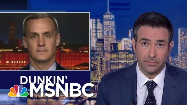 House Investigator Confronts Trump Aide Under Oath For Lying On MSNBC | The Beat With Ari Melber 1