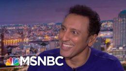 The Daily Show's Aasif Mandvi On Trump, Jon Stewart & John Oliver | The Beat With Ari Melber | MSNBC 9