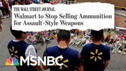 Walmart Workers Advocated For Change, No Longer 'Complicit' | The Beat With Ari Melber | MSNBC 2