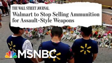 Walmart Workers Advocated For Change, No Longer 'Complicit' | The Beat With Ari Melber | MSNBC 6