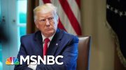 Trump Legal Team Sues In Response To Subpoenas For His Tax Returns | Hallie Jackson | MSNBC 4