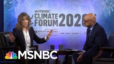 Marianne Williamson: Our Amoral Economic System Leads To Immoral Climate Change Decisions | MSNBC 6